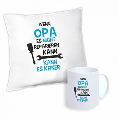 Geburtstagsgeschenk Für Opa  Kissen & Polster und andere Wohntextilien von 4you Design