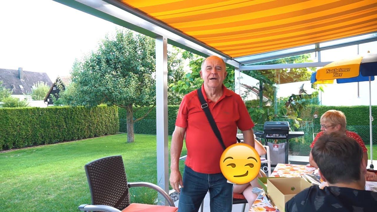 Geburtstagsgeschenk Für Opa  DAS BESTE GEBURTSTAGSGESCHENK FÜR MEINEN OPA 😂