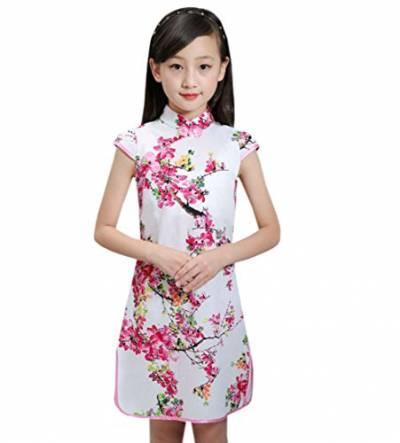 Geburtstagsgeschenk Mädchen 4 Jahre  Kleider für Mädchen von ACVIP günstig online kaufen bei