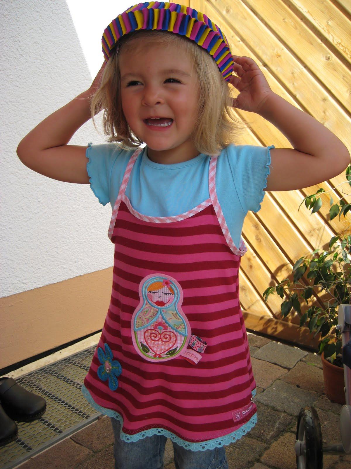Geburtstagsgeschenk Mädchen 4 Jahre  Paulchen & Anton Ein grosses Mädchen