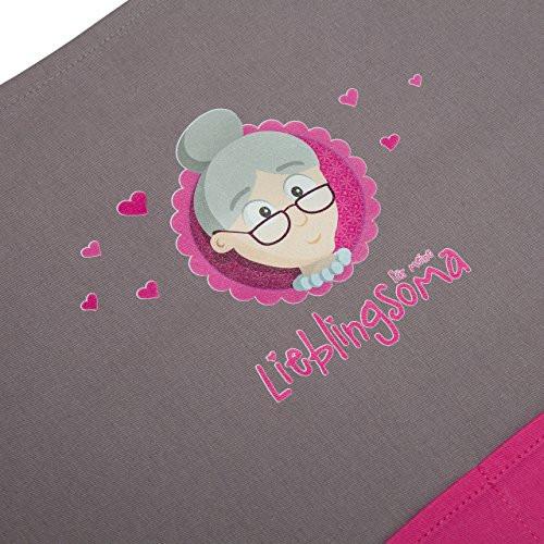 Geburtstagsgeschenk Oma Diy  Schürze für Oma liebevolles und praktisches Geschenk für