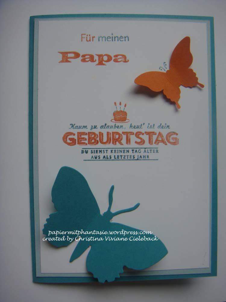 Geburtstagsgeschenk Papa Basteln  Basteln Karten Für Papa