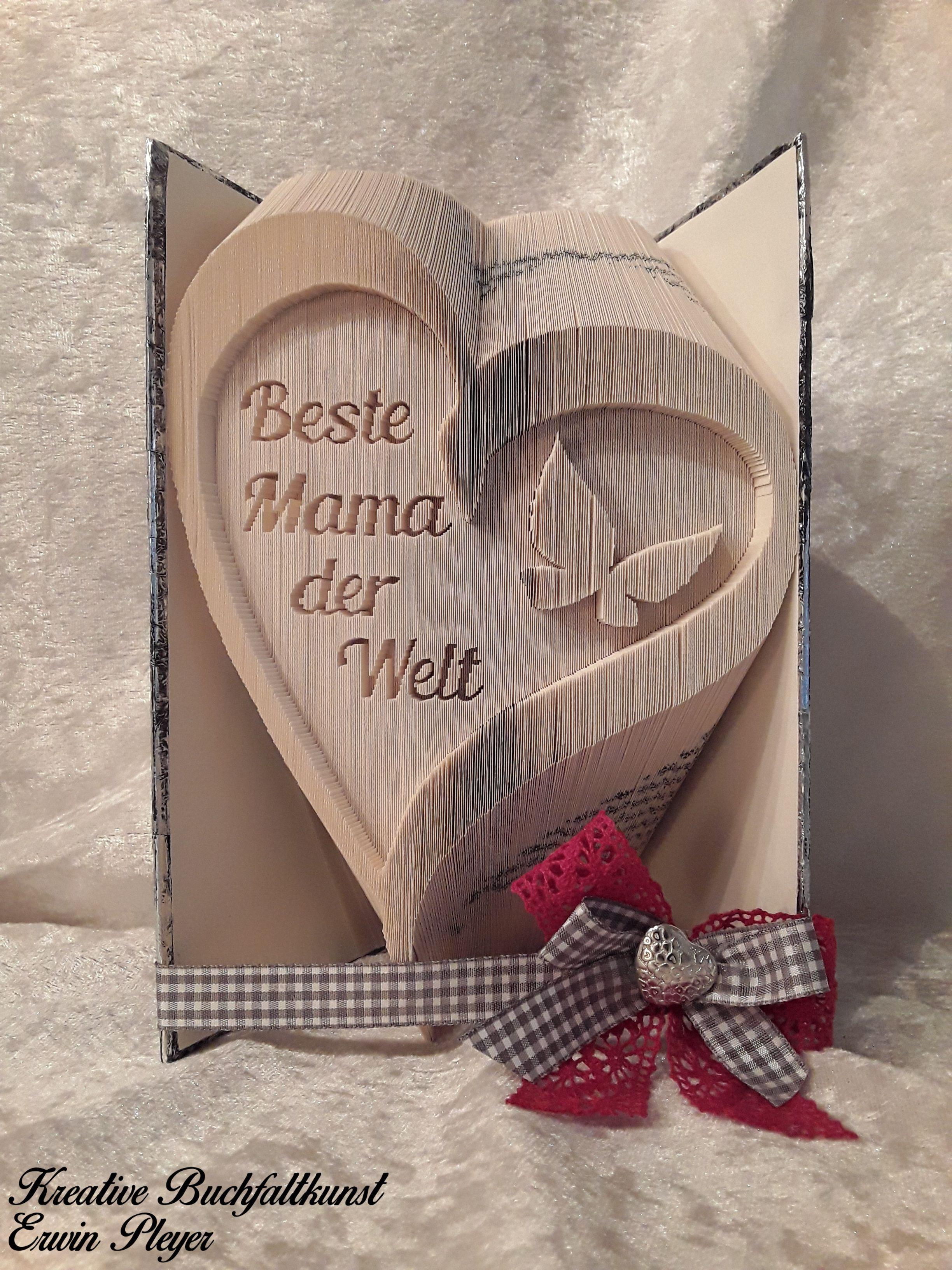 Geburtstagsgeschenk Schwiegermutter  Dieses Herz mit Schmetterling ist sowohl zum Muttertag