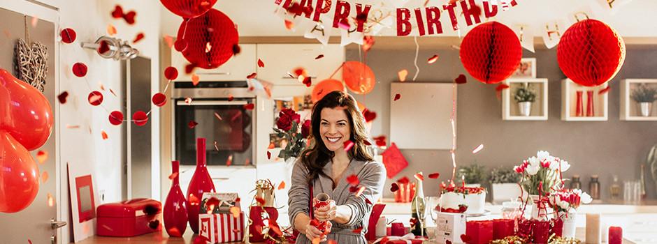 Geburtstagsgeschenke Frau  Geburtstagsgeschenke für Frauen