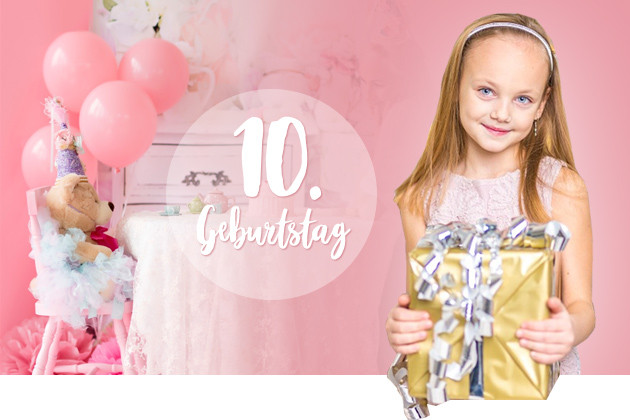 Geburtstagsgeschenke Für 10 Jährige  Geschenke für 10 jährige Tochter tolle Geschenkideen für