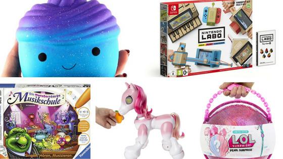 Geburtstagsgeschenke Für 10 Jährige  Top 5 Geburtstagsgeschenke für 10 jährige Mädchen