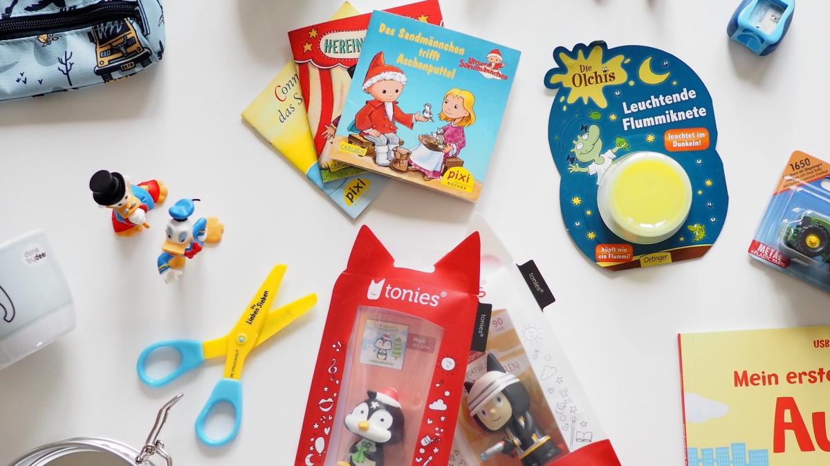 Geburtstagsgeschenke Für 10 Jährige  Adventskalender für Kinder füllen 24 Geschenkideen für 4