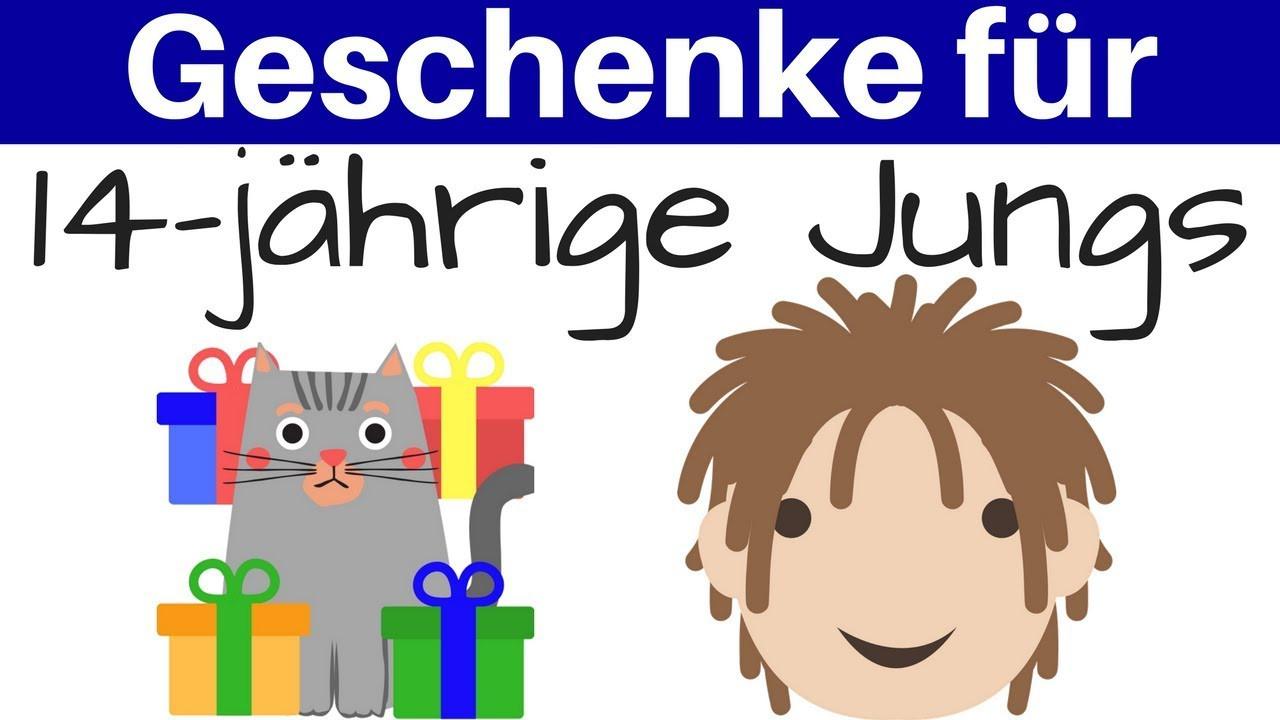 Geburtstagsgeschenke Für Jungs  Geschenke für Jungs 10 Geschenkideen für 14 jährige