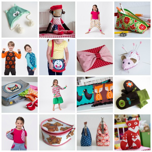 Geburtstagsgeschenke Für Jungs  Nähideen zum Verschenken für Kinder & Babies