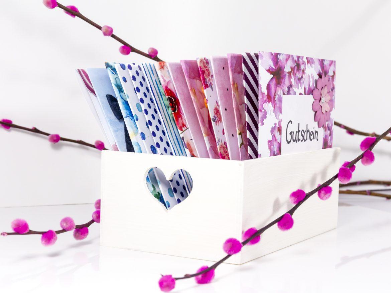 Geburtstagsgeschenke Für Mama Diy  Gutscheine für Mama selbstgemachte Geschenke zum Muttertag