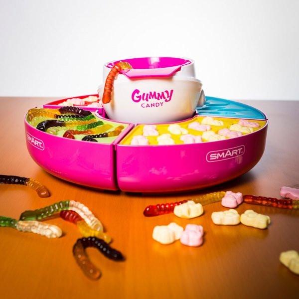 Geburtstagsgeschenke Für Schwester  Fruchtgummi und Gummibärchen selber machen Set