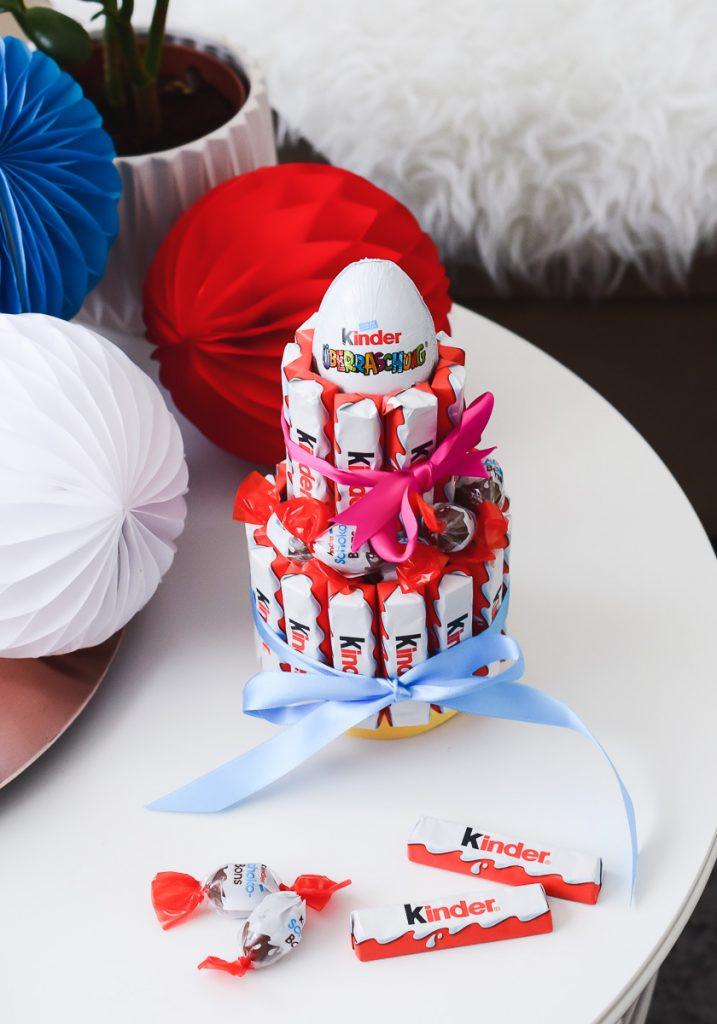 Geburtstagsgeschenke Kinder  KINDERSCHOKOLADE Muffins Torte & mehr für Kindergeburtstag