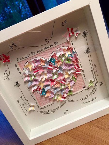 Geburtstagsgeschenke Zum 16  Die besten 25 Geschenk beste freundin Ideen auf Pinterest