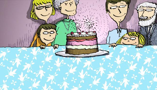 Geburtstagsgeschenke Zum 30  Lustige Geburtstagsgeschenke kleine Geschenkideen zum