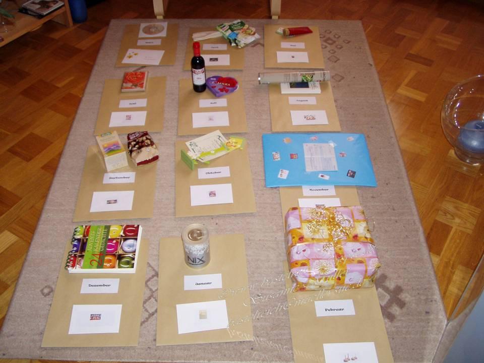 Geburtstagsgeschenke Zum 60  Basteln Stempeln Stanzen ein besonderes