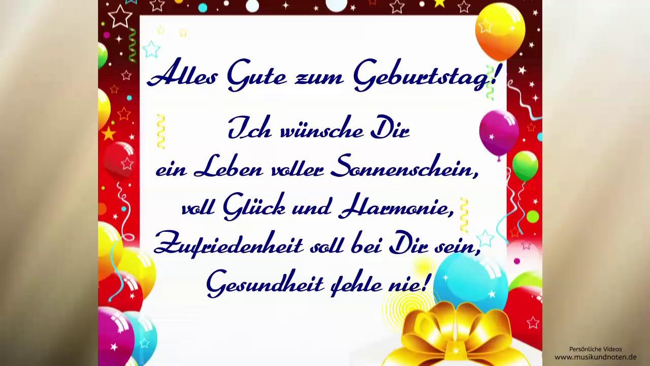 Geburtstagsglückwünsche 40  Geburtstag Geburtstagswünsche Glückwünsche zum