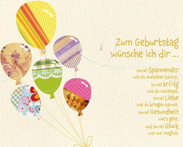 Geburtstagsglückwünsche Für Kind  Geburtstagswunsch Spruch