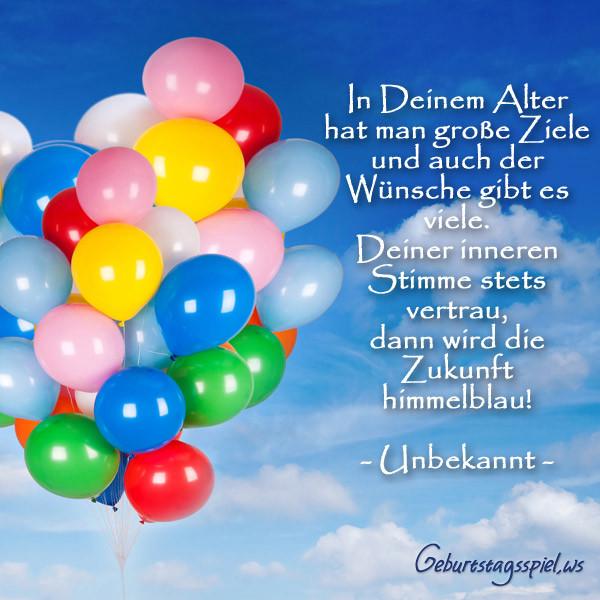 Geburtstagsglückwünsche Für Kind  Spruch Geburtstag Kind &XG58