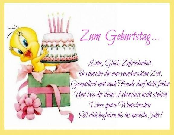 Geburtstagsglückwünsche Für Kind  GeburtstagsBilder Geburtstagskarten und