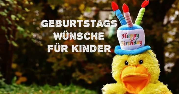 Geburtstagsglückwünsche Kinder  Snap Geburtstagswünsche Whatsapp kostenlose Bilder photos