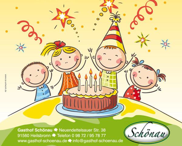 Geburtstagsglückwünsche Kinder  Zum Geburtstag Kind