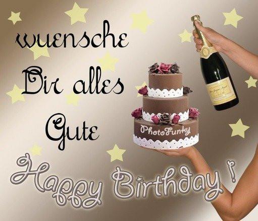 Geburtstagsglückwünsche Mann  Geburtstagswünsche Herren