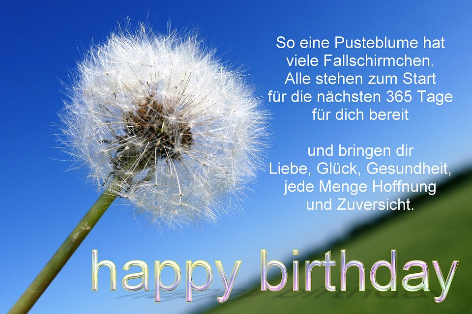 Geburtstagsgruß Freundin  Geburtstag Geburtstagsgruß · Kostenloses Bild auf Pixabay
