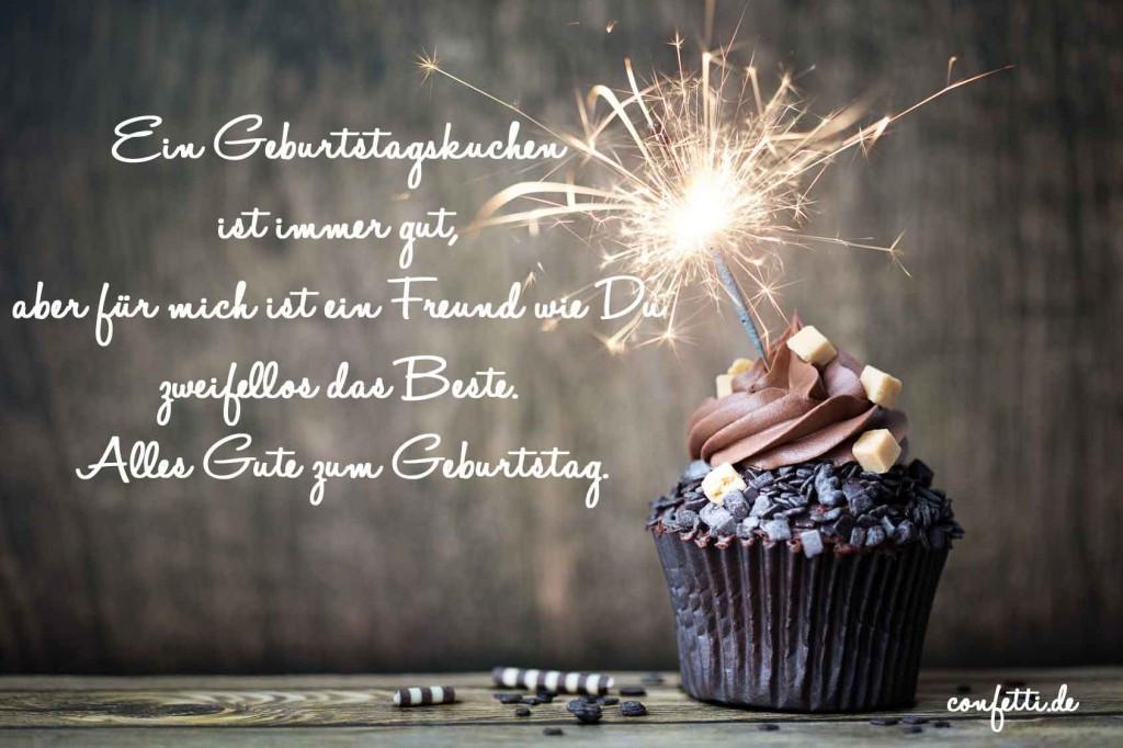 Geburtstagsgruß Für Mann  Die 100 Glückwünsche zum Geburtstag für Freunde und Familie