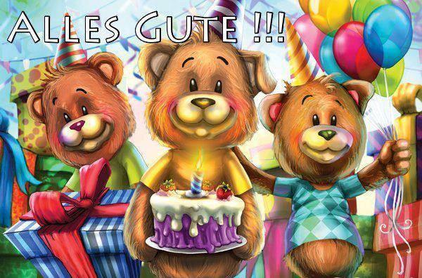 Geburtstagsgruß Kind  GeburtstagsBilder Geburtstagskarten und