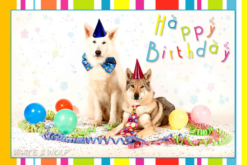 Geburtstagskarten  Geburtstagskarten