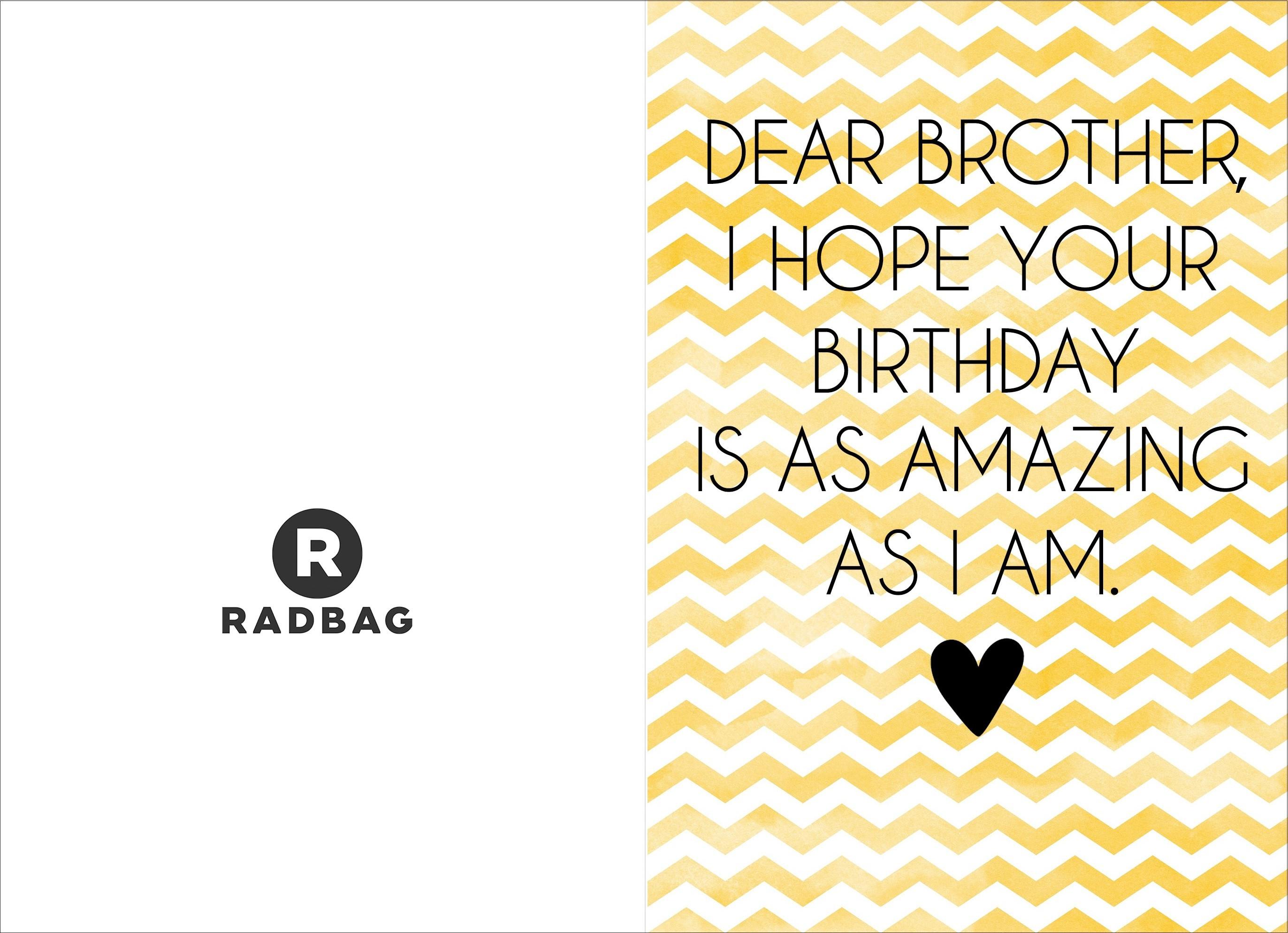 Geburtstagskarten Drucken  Witzige Geburtstagskarten zum Ausdrucken radbag