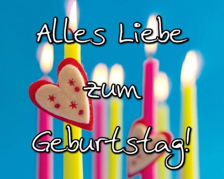 Geburtstagskarten Für Frauen  GeburtstagsBilder Geburtstagskarten und