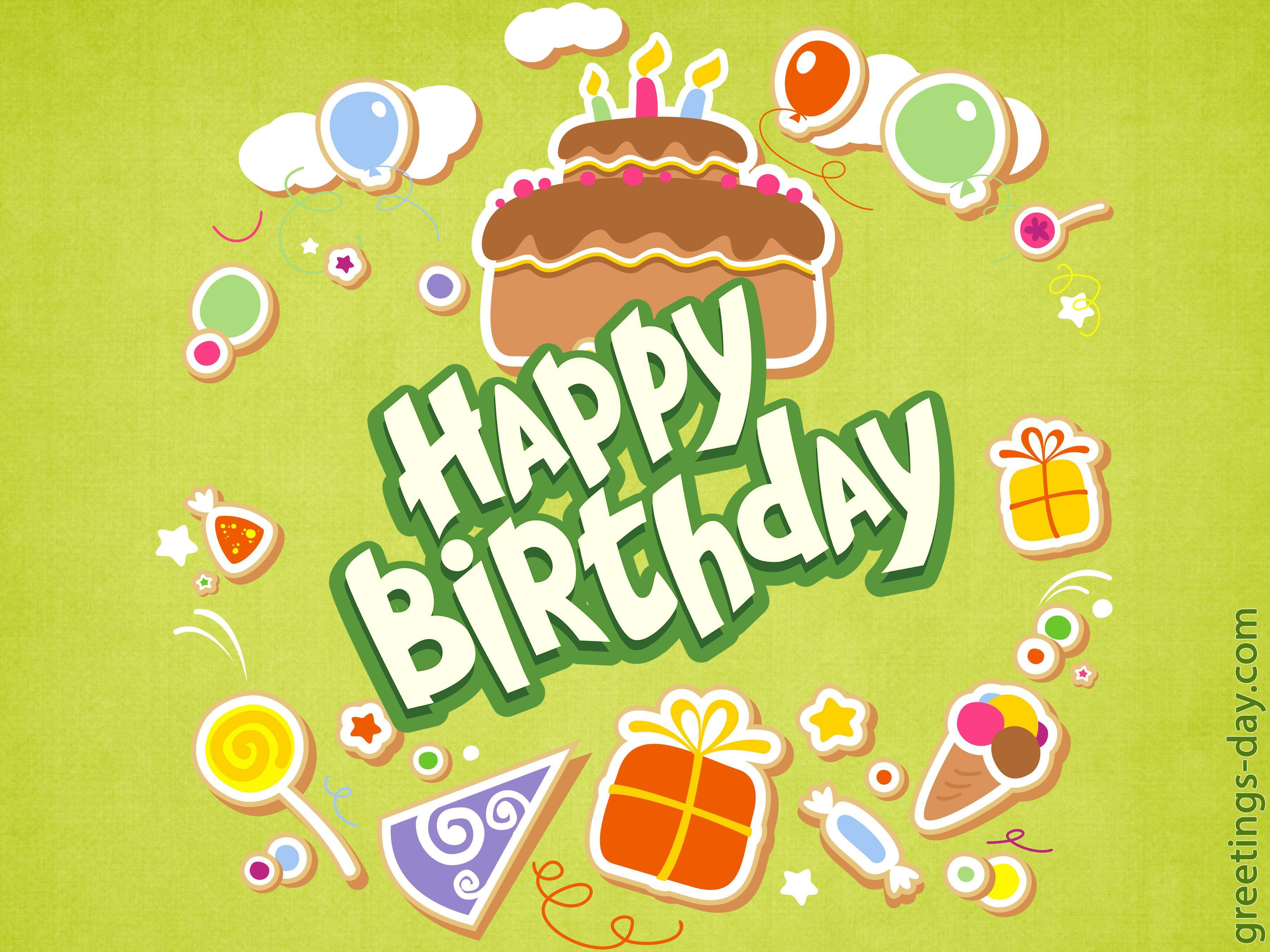 Geburtstagskarten Mit Musik  Animierte Geburtstagskarten Mit Musik Gratis