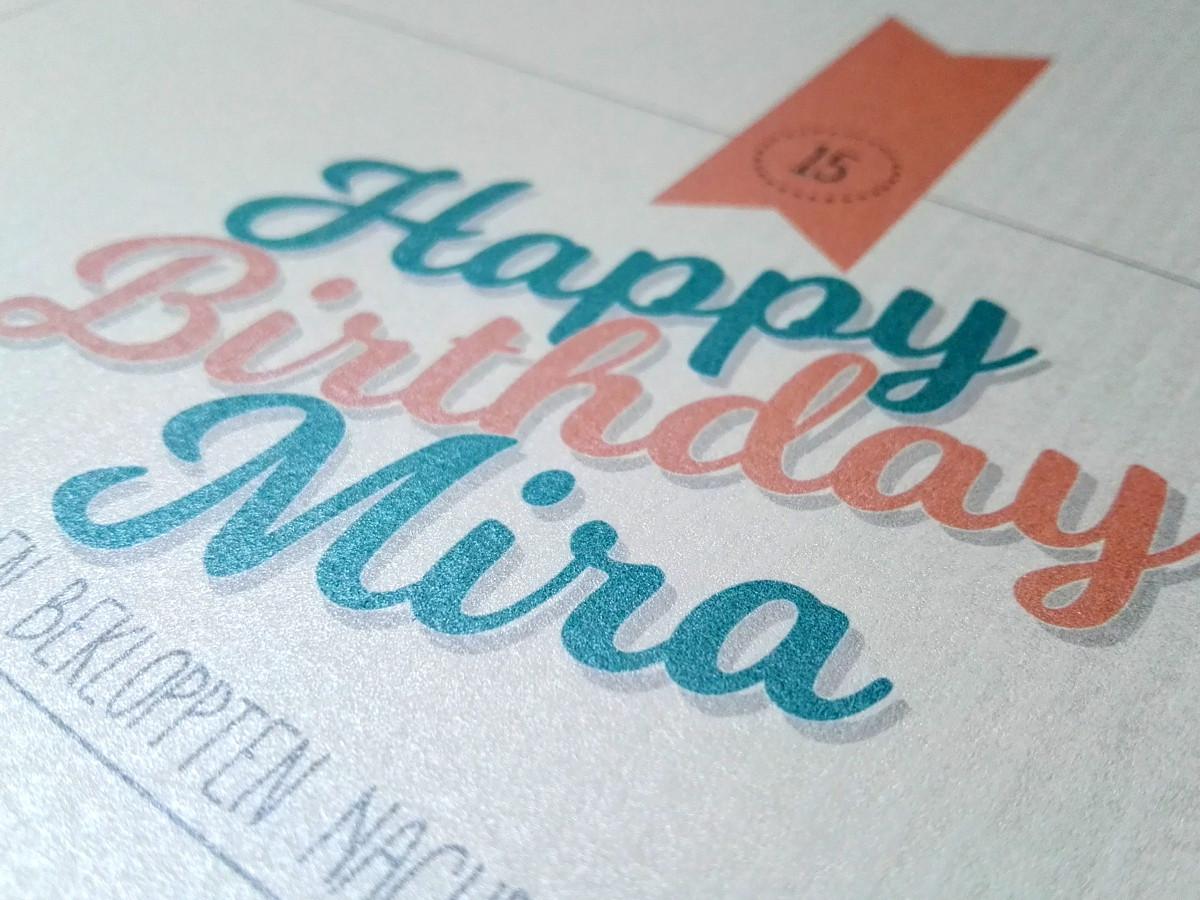 Geburtstagskarten Selber Drucken  Geburtstagskarten selber drucken tonerdumping