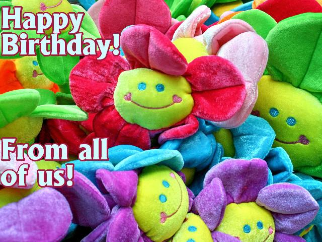 Geburtstagskarten Selber Drucken  Kostenlose Grusskarte zum Geburtstag selbst ausdrucken