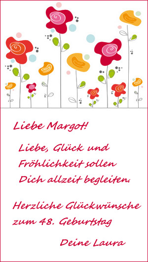 Geburtstagskarten Text  Geburtstagsgrüße