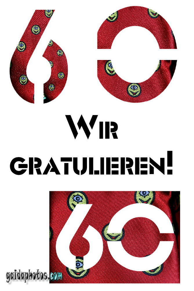 Geburtstagskarten Zum 50  Zum 60 Geburtstag Karten kostenlos