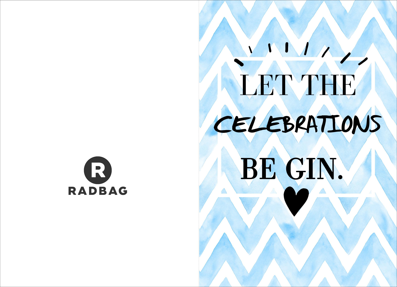 Geburtstagskarten Zum Drucken  Witzige Geburtstagskarten zum Ausdrucken radbag