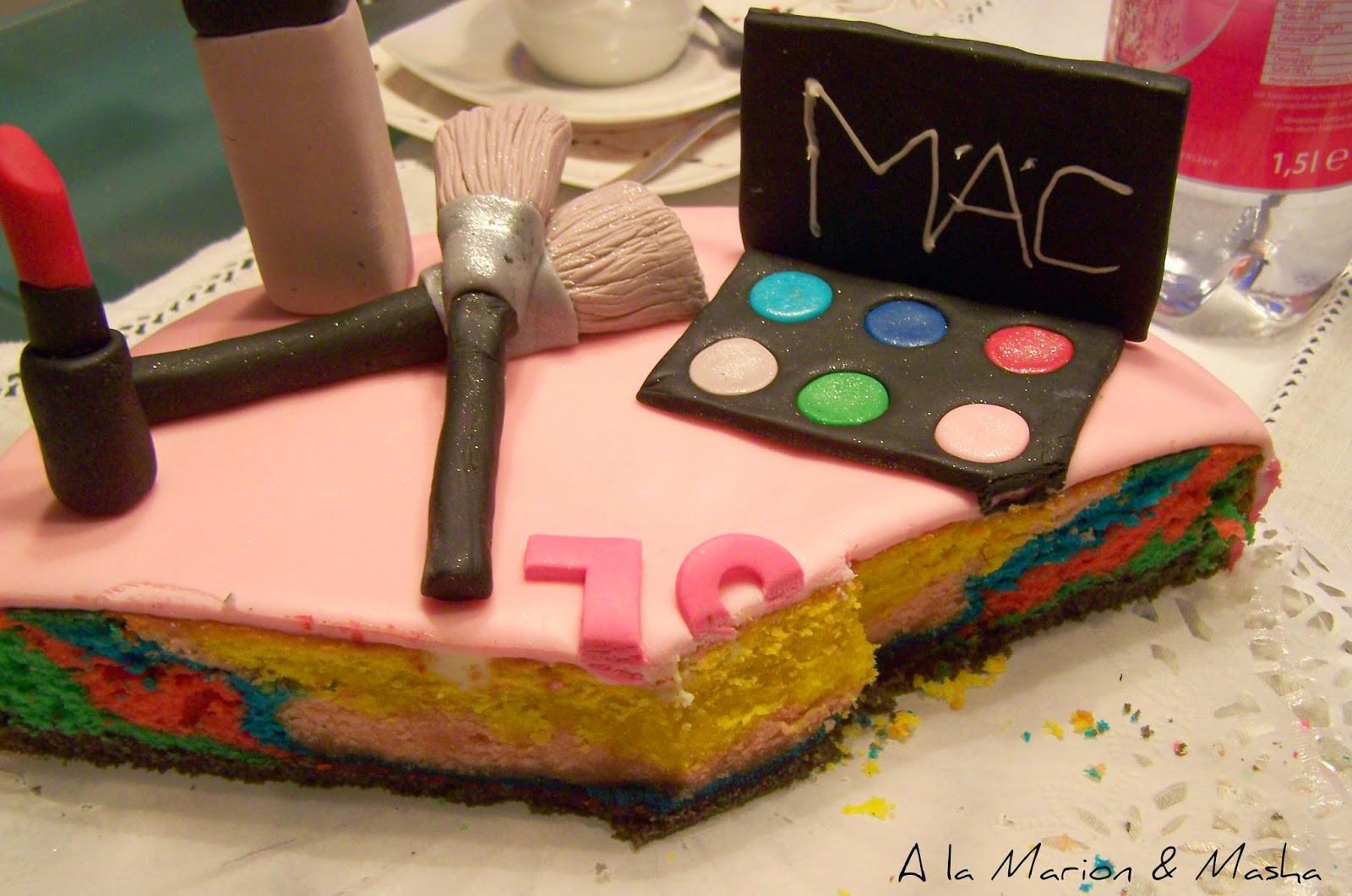 Geburtstagskuchen 18  À la Marion Geburtstagskuchen zum 18 Geburtstag