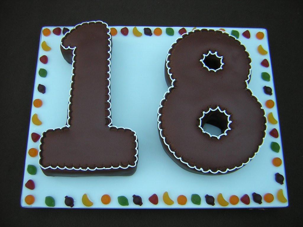 Geburtstagskuchen 18  geburtstagskuchen 18 bilder geburtstagskuchen 18 foto