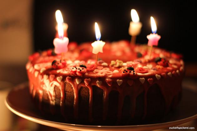 Geburtstagskuchen 18  Geburtstagskuchen zum 18