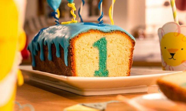 Geburtstagskuchen 3 Jahre  1 Geburtstagskuchen Rezept