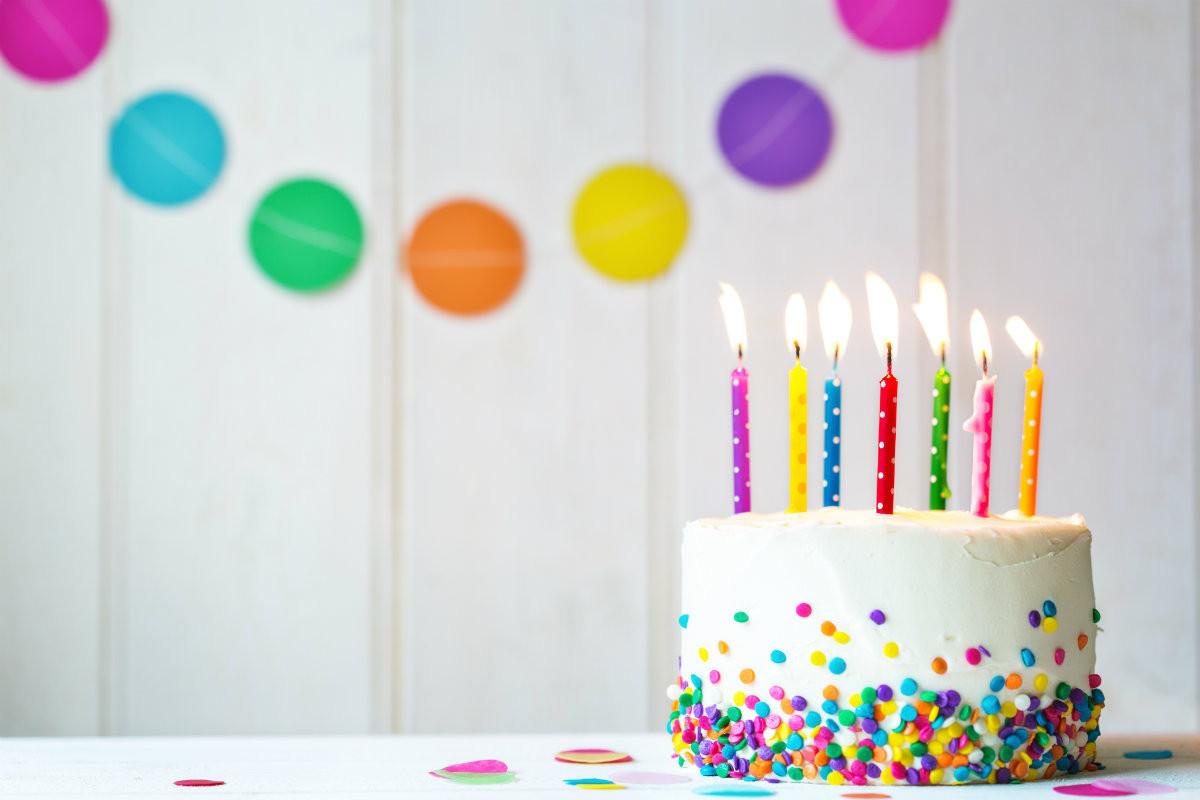 Geburtstagskuchen 5  Geburtstagskuchen für Kinder