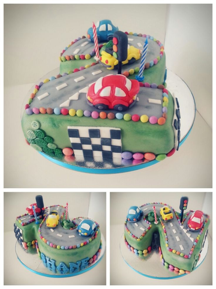 Geburtstagskuchen Auto  Die 25 besten Ideen zu Auto torte auf Pinterest