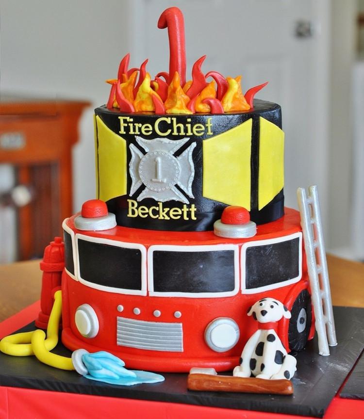 Geburtstagskuchen Auto  Geburtstagskuchen für Geburtstagskinder 40 Motiv und