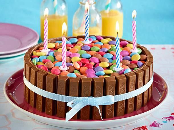 Geburtstagskuchen Deko  Geburtstagskuchen Tipps zum Backen und Verzieren LECKER