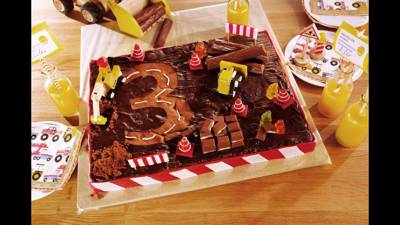 Geburtstagskuchen Deko  Geburtstagskuchen — Rezepte Suchen