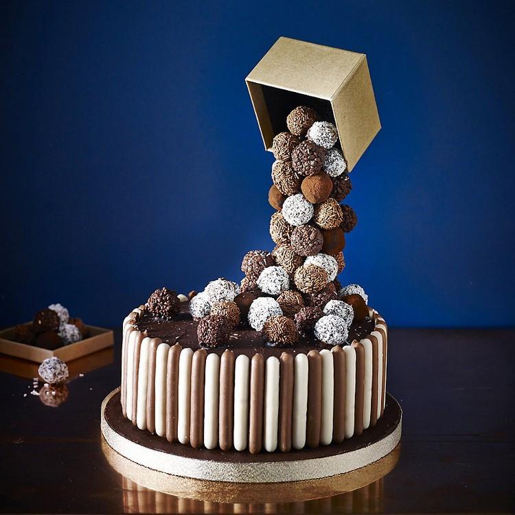 Geburtstagskuchen Deko  Ideen für Geburtstagskuchen gesucht So gelingt Ihnen ein