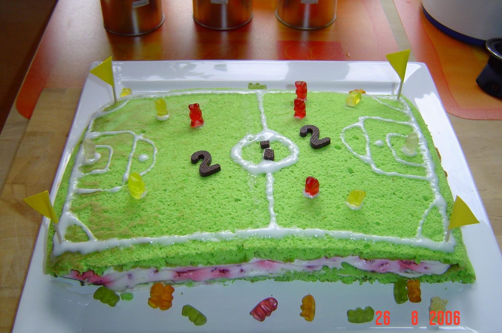 Geburtstagskuchen Deko  Deko Geburtstagskuchen Mediterranes Haus Zimmerschau