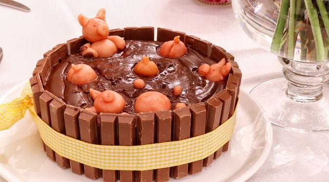Geburtstagskuchen Deko  Geburtstagskuchen